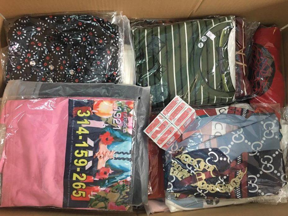 Dịch vụ gửi quần áo đi Mỹ