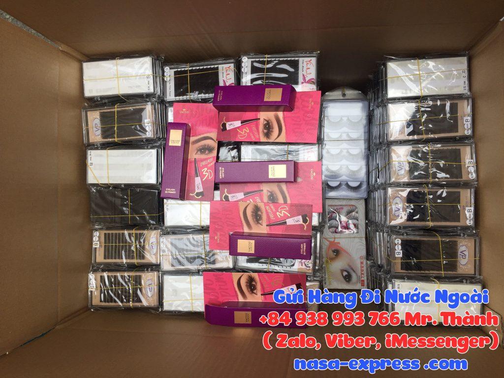 Gửi mỹ phẩm đi Đài Loan ( Taiwan)