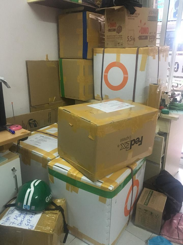 Công ty vận chuyển hàng đi Canada