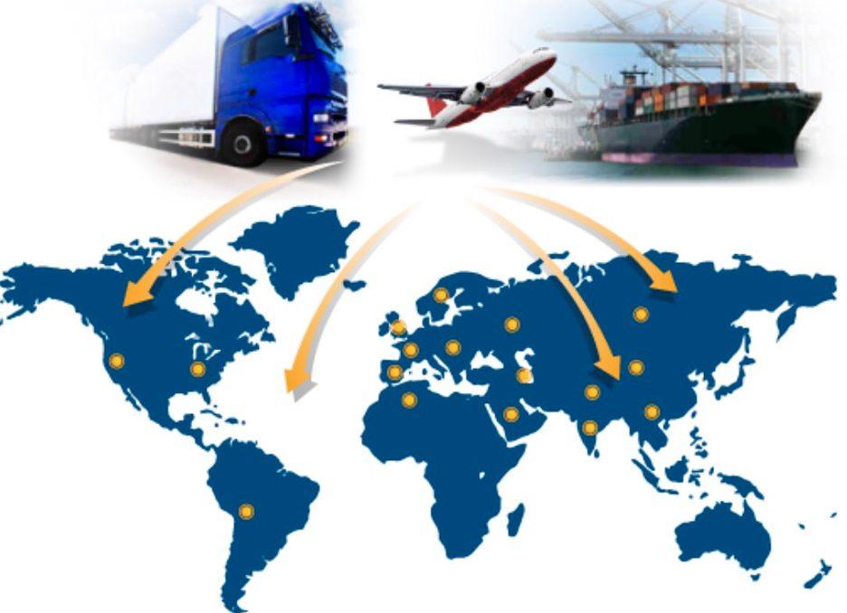 Vận chuyển hàng đi Mỹ mất bao lâu?