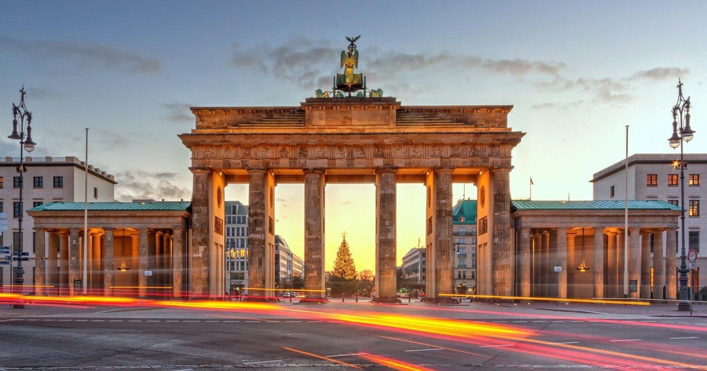 Biểu tượng Brandenburg của Đức