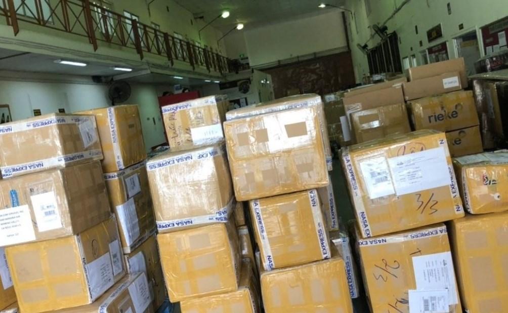 Chuyển hàng đi Canada thông qua UPS